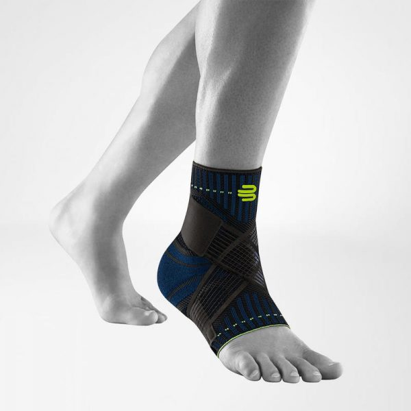 Bauerfiend Sports Ankle Support Black